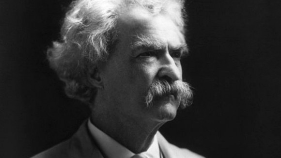 Mark Twain, 1909. Foto: Library of Congress / Public Domain / Wikipedia